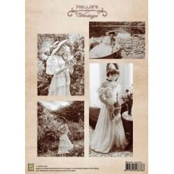 Nellie Vintage A4 - léto