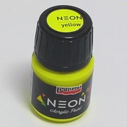 NEON žlutá 30ml