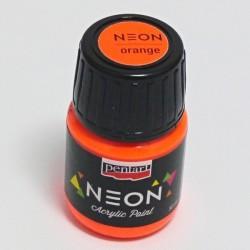 NEON oranžová 30ml