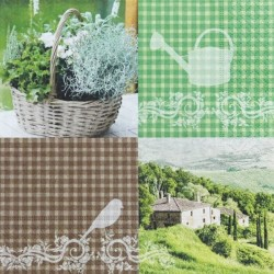 Country styl 33x33