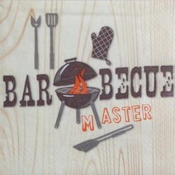 Barbecue Master 33x33