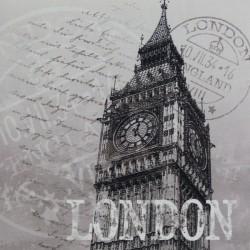 Reprodukce obrazu 16x16 - London, razítko