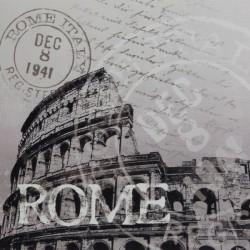Reprodukce obrazu 16x16 - Rome, razítko