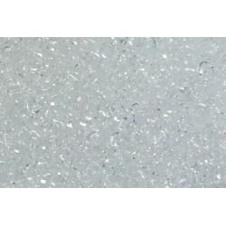 TOHO 11/0 Transparent Crystal 8g v tubičce