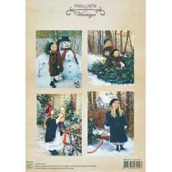 Nellie Vintage A4 - zimní zábava