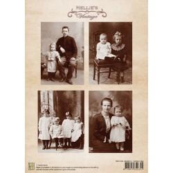 Nellie Vintage A4 - den matek, den otců
