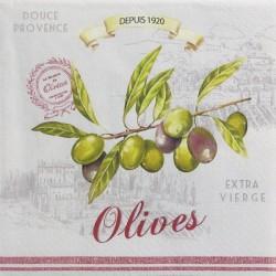 Olives 33x33