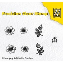 Transp.razítka - Příroda (Nellie Snellen)