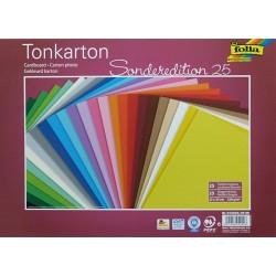 Sada barevných kartonů 220g