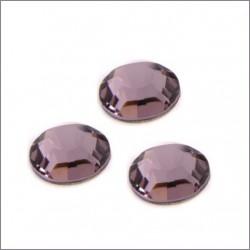Swarovski štrasové kamínky 3mm - light amethyst, 10ks
