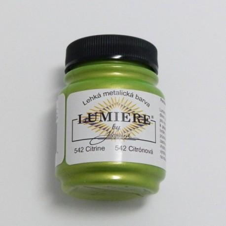 Lumiere 67ml 542 Citrónová