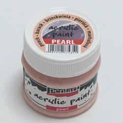 Pearl 50ml broskvová