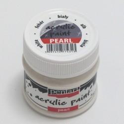 Pearl 50ml bílá