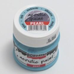 Pearl 50ml modrá