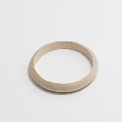 Dřevěný náramek 1cm