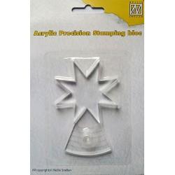 Akrylový blok pro razítka Precision - 2 díly