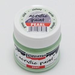 Pearl 50ml zelená