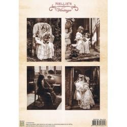 Nellie Vintage A4 - čas hraní