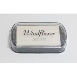 Windflower polštářek - bílý