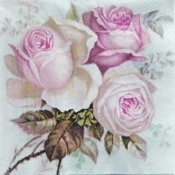 Růže větší 33x33