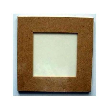 Rámeček MDF 4cm - 1/4 malého ubrousku