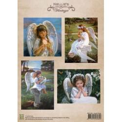 Nellie Vintage A4 - andělská křídla