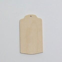 Destička - visačka 7x4cm