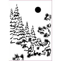Embos.kapsa - Ptáčci v zimě (Nellie´s Choice)