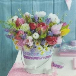 Spring Bouquet 33x33