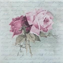 Růže, písmo 33x33