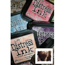 Distress Ink polštářek - walnut stain
