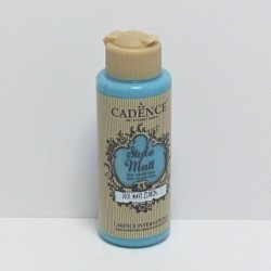 Style Matt Cadence 120ml - modrý zirkon