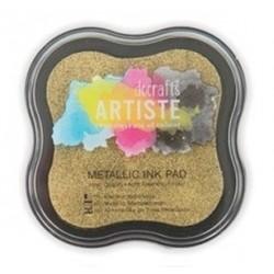 Razítkovací polštářek Artiste - zlatý