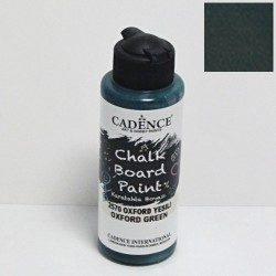 Chalk Board Cadence 120ml - oxford zelená