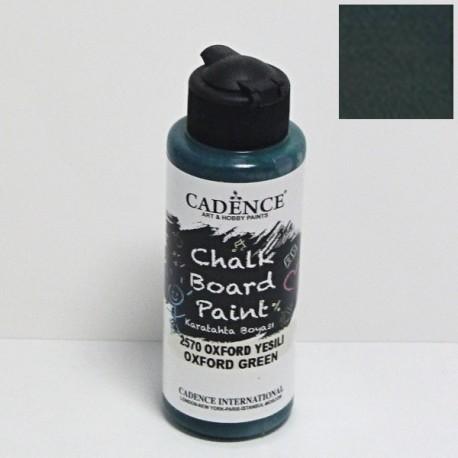 Chalk Board Cadence 120ml - oxford zelená
