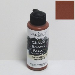 Chalk Board Cadence 120ml - terracotta