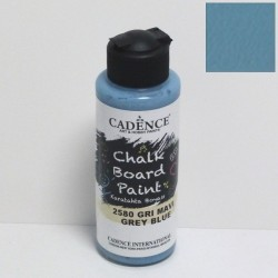 Chalk Board Cadence 120ml - šedomodrá