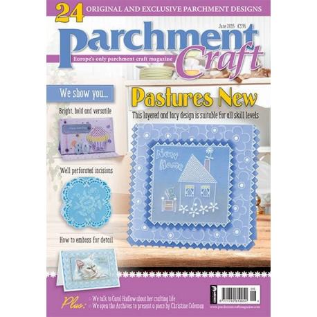 Parchment Craft 2015/06 - časopis