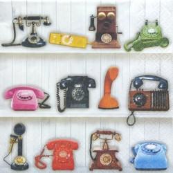 Telefony 33x33