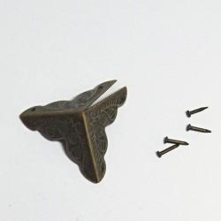 Kovový roh na krabičky INKA