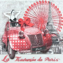La Traversée de Paris 33x33