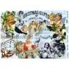 Rýžový papír A3 Christmas Gifts