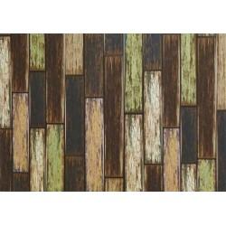 Fotokarton 300g - dřevěná prkna A4
