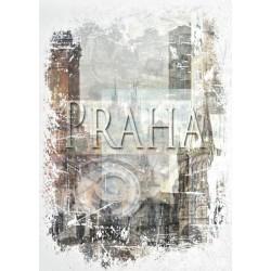 Papír rýžový A4 Praha