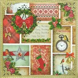 Christmas Time 33x33