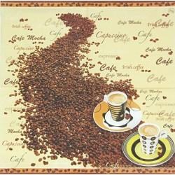 Čas na kávu 33x33