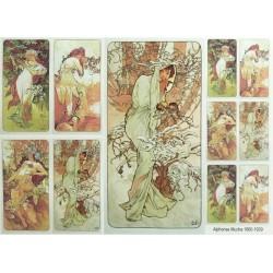 Papír soft A4 Alfons Mucha