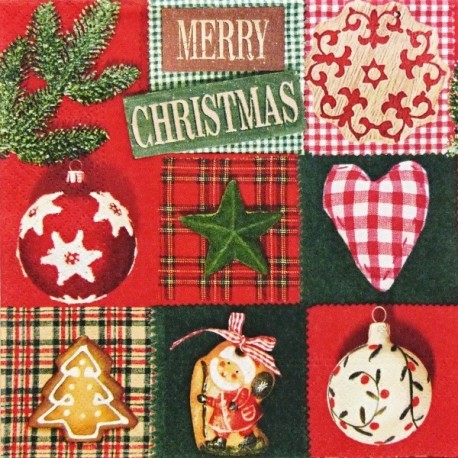 Merry Christmas 33x33