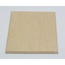 Dřevěná destička čtverec 20x20