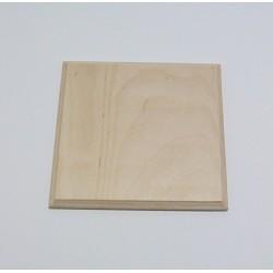 Dřevěná destička čtverec 15x15